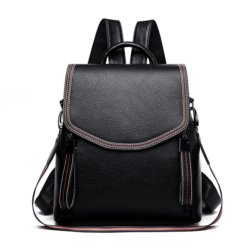 Backpack For Girl Korean Version Of Small And Exquisite Stereotype Waterproof Bagpack Fashion