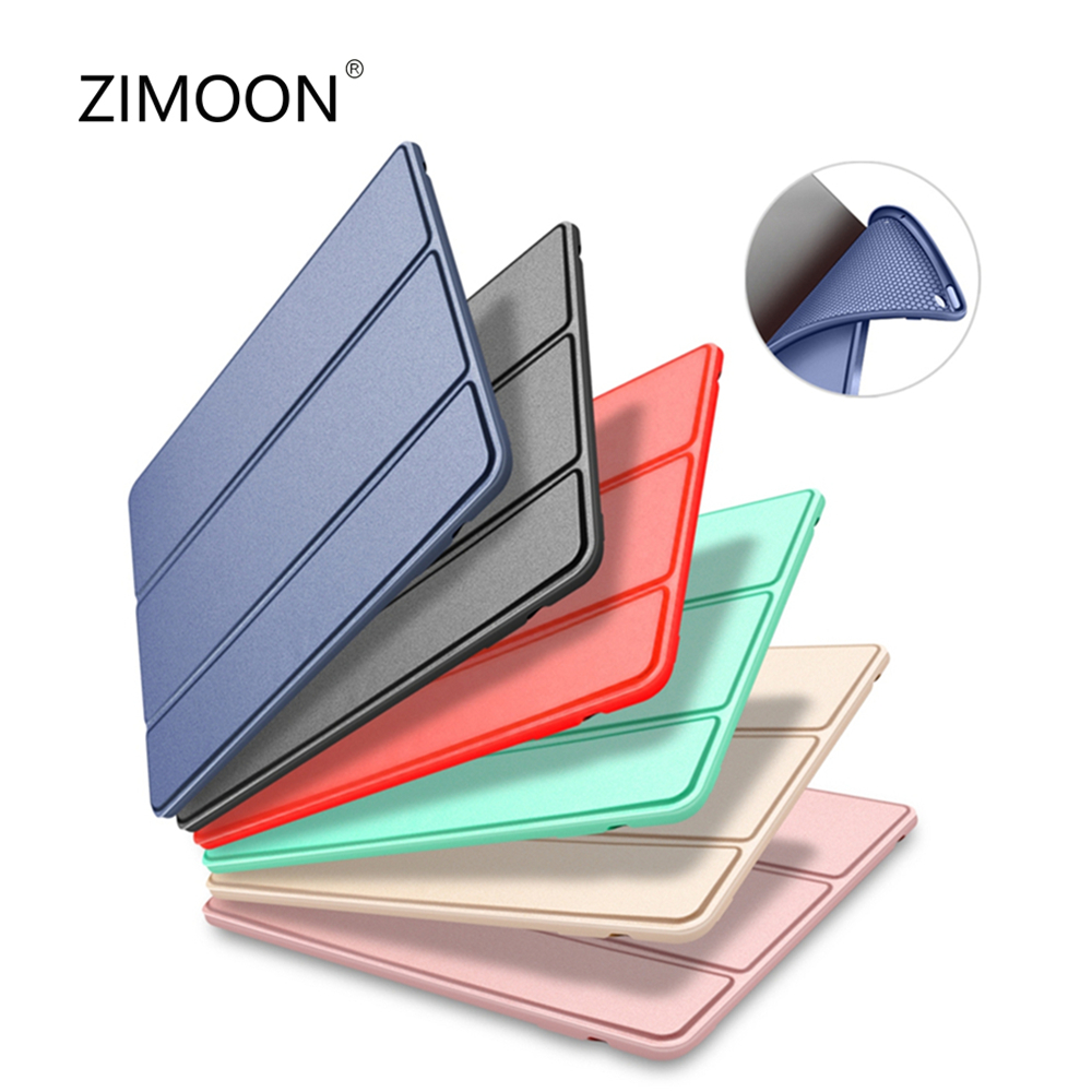 For iPad 9.7 inch 2017/2018 Case for iPad Air 2/3/4 Cover for mini 2/3/4/5 for iPad 2/3/4 Case for Pro 9.7/10.5/11 for iPad 10.2-0