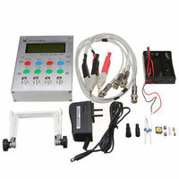 Xjw01 automático lcr digital ponte resistência capacitor indutância esr medidor 0.3%