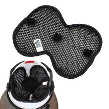 LEEPEE Helmet Cushion Universal Breathable 3D Cellular Network Helmet