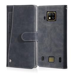 На Алиэкспресс купить чехол для смартфона luxury vintage case doogee s95 pro case leather flip wallet card stand magnetic book phone cover