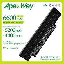 Apexway черный 111 В Аккумулятор для ноутбука acer Aspire AL10A31 AL10B31 AL10G31 один 522 D255 722 D257 D255E D260 D270 AOD255 AOD260