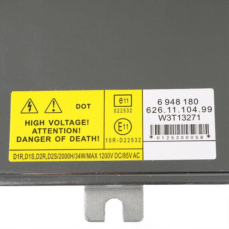 Modulo di controllo fari allo xeno HID per BMW serie 3 E90 E91 2006-2008