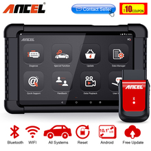 OBD2 Scanner Code-Reader Car-Diagnostic-Tool Dpf Reset Airbag-Oil Auto Ancel X6 EPB ABS