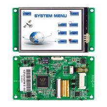 5 industrial type 800*480 tft lcd module