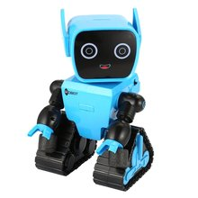 R801 Robot Touch/reamote/voice Control Sensing Intelligent Programming Robot USB Remote Control Educational Toys Kids Xmas Gifts 2 4g voice control car one key deformation humanoid intelligent dancing robot toys remote control educational truck robot