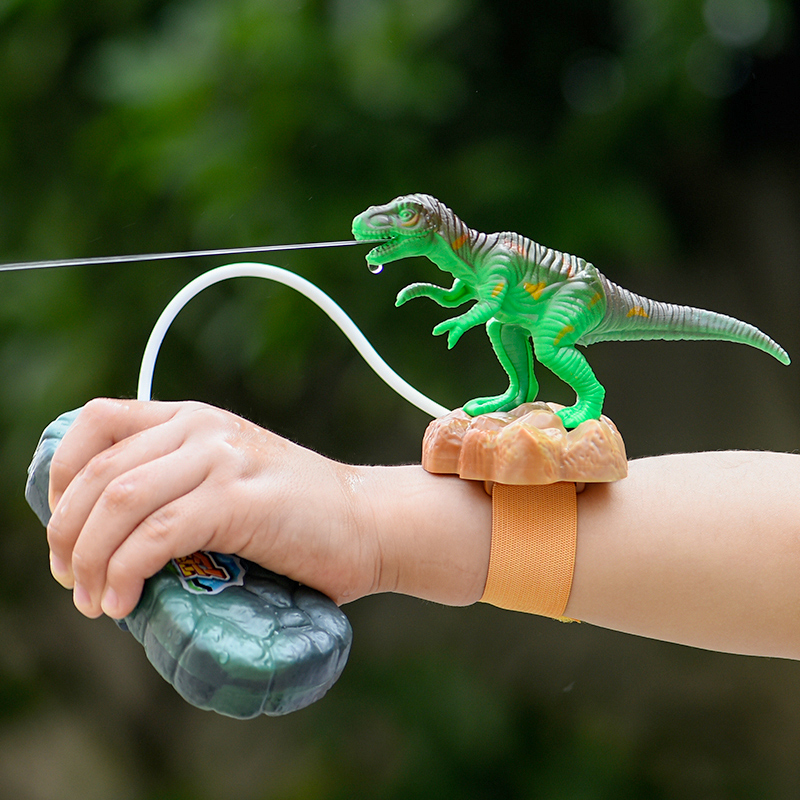 Wrist Outdoor Shooting Toy Spray Gun Beach Summer Beach Play Water Plastic Spray Gun Water Gun Fighter Childrens Toy EE5SQ