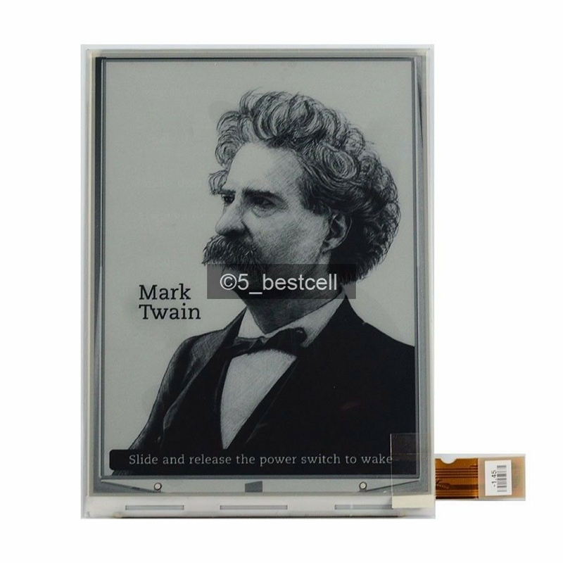 Latumab  6 inch ED060SC7(LF) C1 eink for ebook reader  for AMAZON Kindle 3 D00901 k3 ebook reader LCD Display Screen Replacement