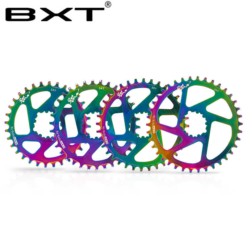 Mtb ロード自転車クランク gxp 32 t 34 t 36 t 38 t アルミ合金チェーン単板ギア gx ため xx1 X1 x9 gxp イーグル nx