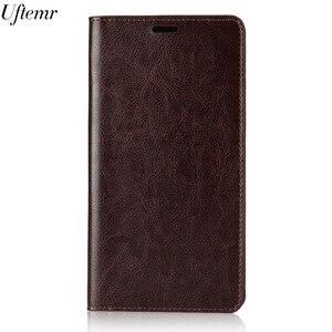 Image 3 - Luxury Vintage Genuine Leather For Xiaomi MI Max 2 Case Crazy Horse Skin Flip Wallet Cover Case For Xiaomi MI Max 2 Accessories