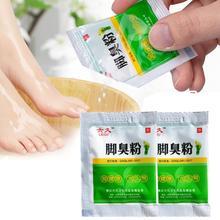 Infekcje grzybicze kąpiel stóp w proszku pielęgnacja stóp zapach stóp Peeling stóp pot beri-beri stóp swędzenie zapach swędzenie stóp sportowiec tanie tanio BREYLEE Krem do stóp 3 5g Foot odor Foot itch