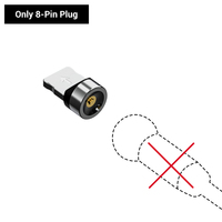 Only 8Pin Plug