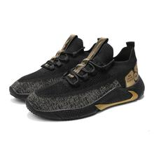 2020 Spring New Men's Fashion Casual Socks Tao Jiao Knitted Shoes Breathable Cas