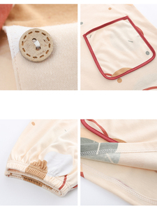 Image 5 - Bzel ファッション女性のパジャマセット綿 100% 下着かわいいレディースパジャマ半袖ショーツナイトウェアホームウェアの布女性のための