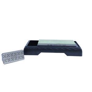 Image 5 - Piedra de afilar japonesa, 1000, 3000, 6000, 12000, grano profesional, resina de diamante, piedra de afilar, afilador de cuchillos, piedra de afilar h2