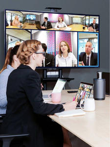 KanDao Meeting 360°All-in-one conferencing Camera with Automatic Speaker Focus for Remote