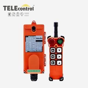 Image 4 - Wholesales Industrial Winch Crane Remote Control F21 E1 24V 36V 48V 220V 380V 1 Transmitter 1 Receiver for Hoist Crane