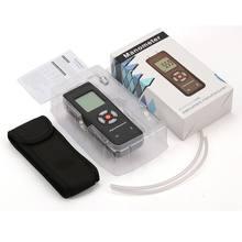 Цифровой манометр портативный ручной измеритель давления