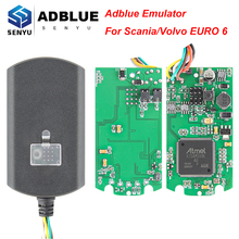 Adblue Emulator EURO 6 For Scania For Volvo Truck Adblue For EU 6 AdBlue Emulator Box  Ad Blue Emulator For Truck For DAF/IVECO