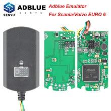 Émulateur Adblue EURO 6 pour Scania pour camion Volvo Adblue pour ue 6 émulateur AdBlue boîte émulateur Ad bleu pour camion pour DAF/IVECO