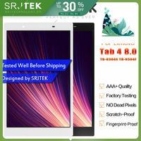 Srjtek For Lenovo Tab 4 8.0 8504 TB 8504X TB 8504F Tablet PC Touch Screen Digitizer LCD Display Matrix Panel Assembly Parts