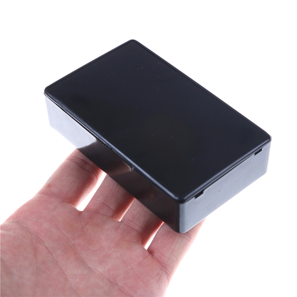 1Pcs 100mm X 60mm X 25mm Enclosure Instrument Case Drop Ship  DIY Plastic Electronic Project Box