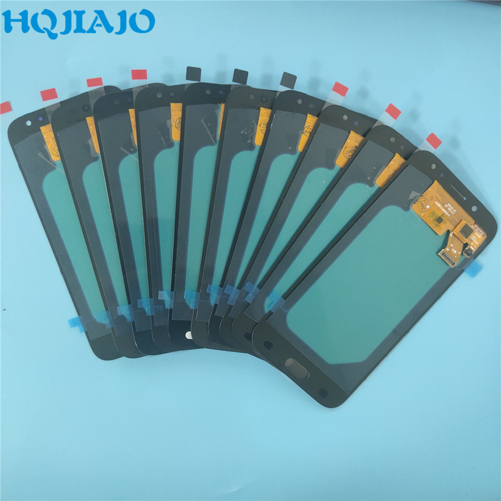10Piece/lot LCD For <font><b>Samsung</b></font> J530 <font><b>J5</b></font> Pro <font><b>2017</b></font> J530Y Touch Screen Digitizer LCD <font><b>Display</b></font> For <font><b>Samsung</b></font> <font><b>Galaxy</b></font> <font><b>J5</b></font> Pro J530F OLED image