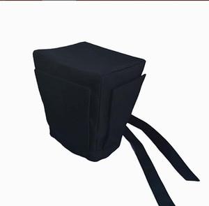 Image 5 - Men Hanfu Hat Chinese traditional Ancient scholar Black Hat Headdress Vintage Fittings Confucian Towel Cosplay Hat For Men Black