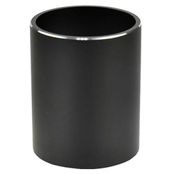 Aluminum Alloy Pen Holder, Round Metal Pencil Holder, Pencil Desk Organizer and Makeup Brush Holder for Office, School and Home