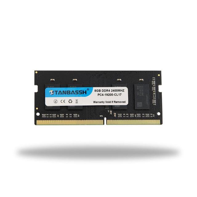 Memória ddr4 do portátil de tanbassh 4gb 8gb 16gb 2133mhz 2400mhz 2666mhz ram sodimm suporte memória ddr4 notebook garantia de vida 3