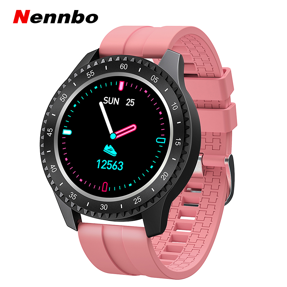 New F17 Smart Watch Full <font><b>Screen</b></font> Touch Women Men <font><b>Smartwatch</b></font> Fitness Tracker Sports Pedometer Waterproof Watch For Android IOS image