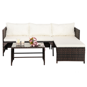 Sectional Patio Furniture Set 1