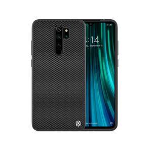 Image 4 - Pour Xiaomi Redmi Note 9 8 Pro Ma Note 9s boîtier Nillkin texturé Nylon fibre couverture antidérapant étui pour Xiaomi Mi Note 10 Lite
