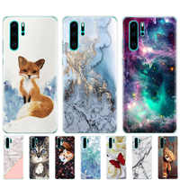 case for Huawei P30 Pro Case Huawei P30Pro Silicon TPU Phone Back Cover On for Huawei P30 Pro VOG-L29 ELE-L29 P 30 Lite Case
