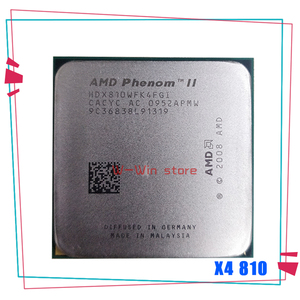 AMD Phenom II X4 810 X4-810 Quad-Core DeskTop CPU HDX810WFK4FGI Socket AM3