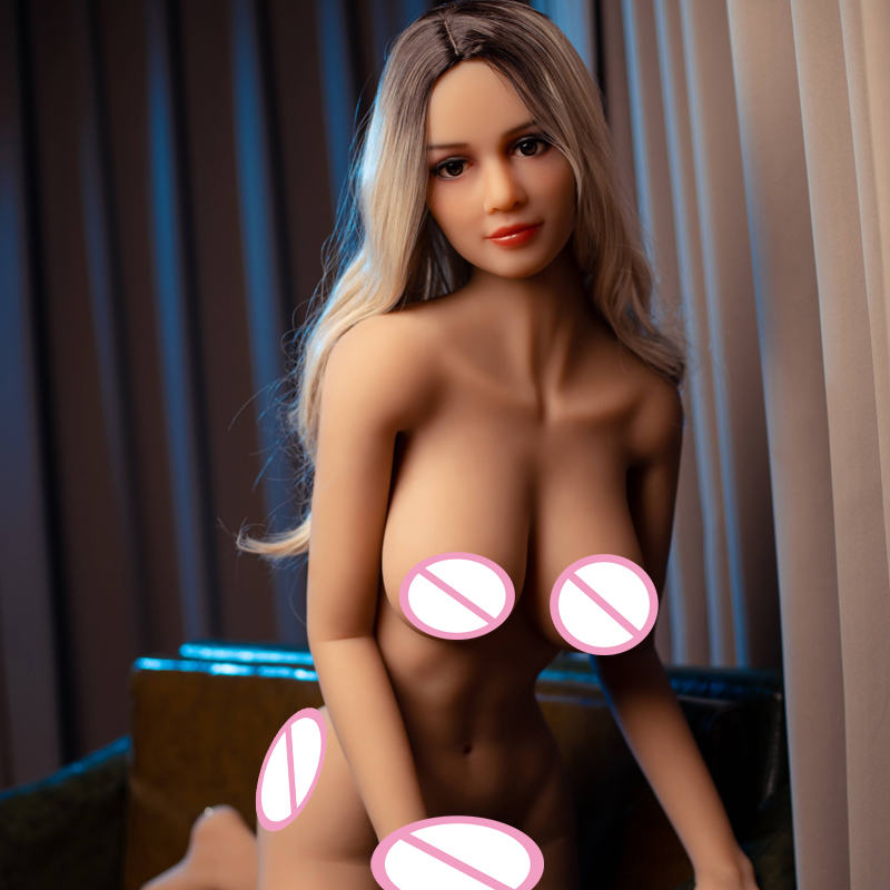 <font><b>165cm</b></font> Silicone <font><b>Sex</b></font> <font><b>Dolls</b></font> Real Breast Boobs Sexy Lifelike Oral Vagina Ass Solid <font><b>TPE</b></font> Lifelike Love <font><b>Dolls</b></font> for Men Adult <font><b>Sex</b></font> Toys image