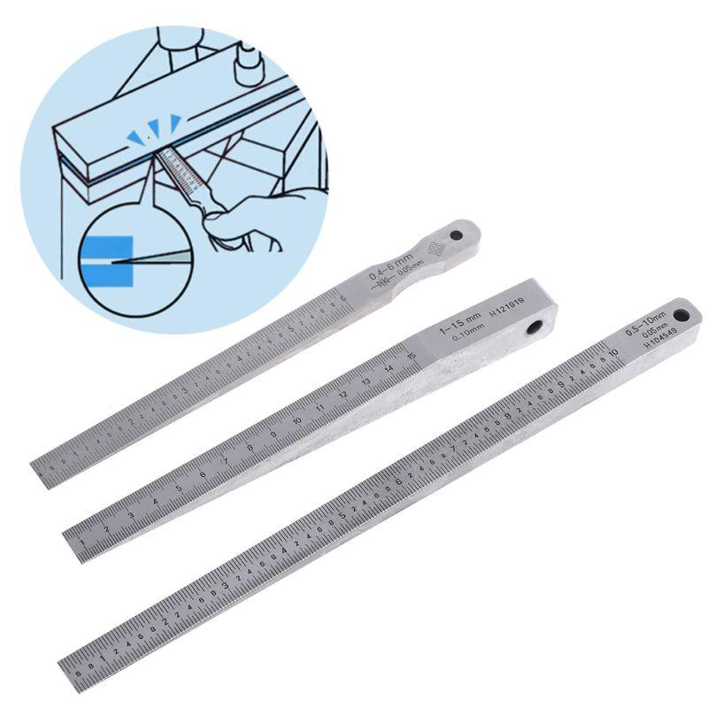 1-15 мм 0,5-10 мм 0,4-6 мм Клин щупа трещины плоскостности макет вставить Клин датчик сварка с коническим отверстием производства программное сред...