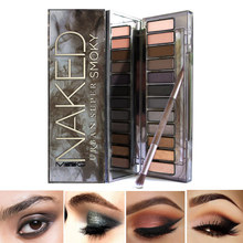 MYG naked smoky eye shadow Palette eyes makeup