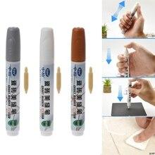 Затирка ручка плитка зазор ремонт 3 цвета ручка белая плитка заправка водонепроницаемый Mouldproof
