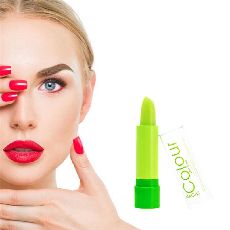 ファッション韓国咬傷口紅 V 切断 2 トーン色合い絹のような長期的な Moisturzing 栄養口紅バームリップ化粧品
