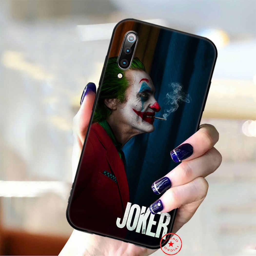 ג 'וקר סרט חואקין פיניקס רך מקרה עבור Xiaomi 9 8 A2 לייט A1 6 pocophone f1 מקסימום 3 CC9 CC9E 9T A3 פרו Mix2s 5X 6X מקרה