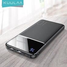 KUULAA batterie externe 10000 mah portable charge batterie pauvre pour Xiaomi Redmi 8 7 iphone 11 X XR powerbank 10000 mah batterie externe