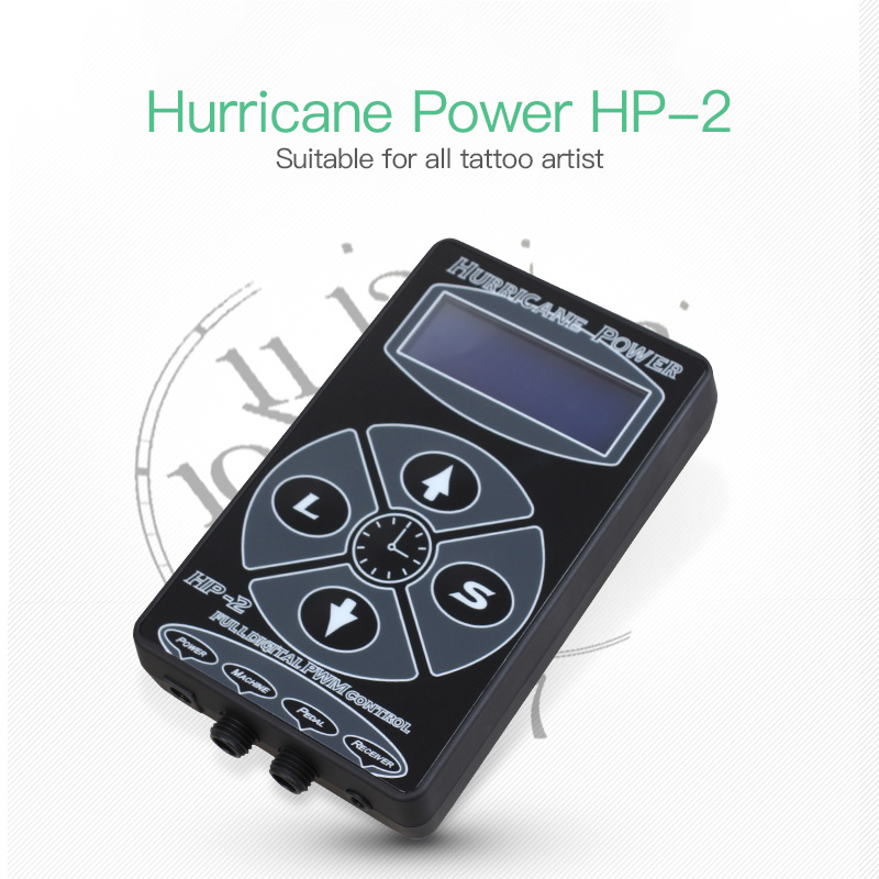 Hot DealsMakeup-Machine-Set Tattoo-Kit Power-Supply Permanent Professional for LCD