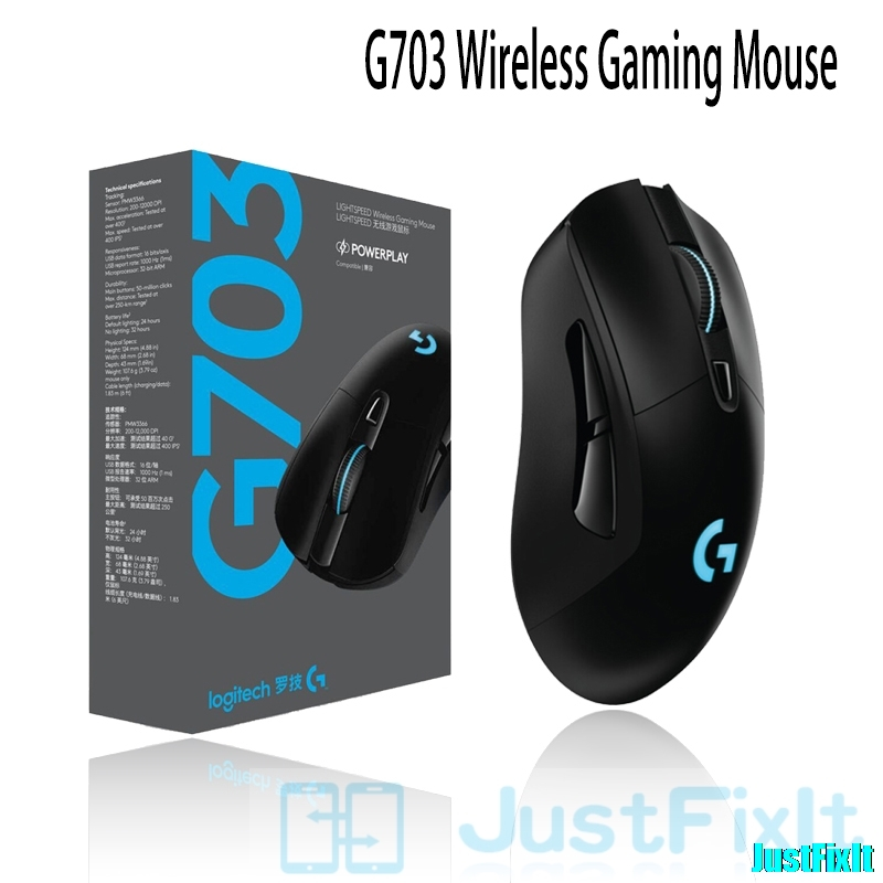 Logitech GPRO G402 G300S G102 Mouse Support Desktop Laptop Overwatch LOL G502 G903 G703 G304 Wireless Gaming Mouse  HERO