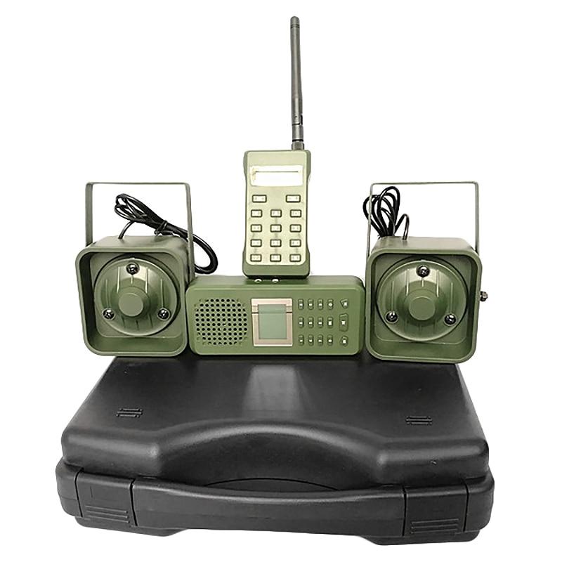 New Hunting Decoy MP3 Bird Caller 300 500M Remote Remote Control 2x50W External Loud Speaker EU Plug|Hunting Decoy| |  - title=