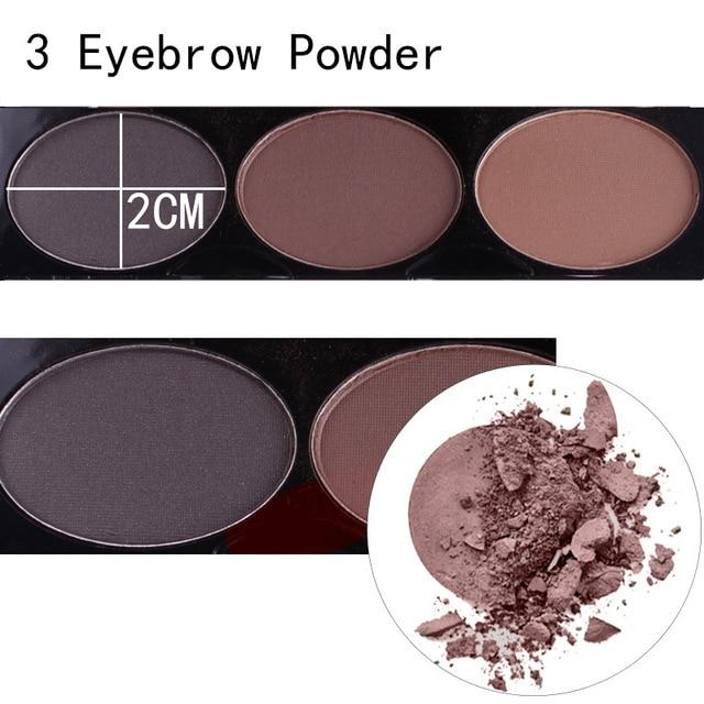Newly 148 Color Makeups Palette Kit 142 Colors Eyeshadow Pallete Blush Eyebrow Powder Set CLA88 1