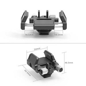 Image 3 - SmallRig SSD Mount Universal Holder for External SSD like for Samsung T5 SSD , for Angelbird SSD2go PKT , Glyph Atom SSD 2343