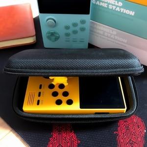 Image 3 - الرجعية لعبة وحدة التحكم حماية حقيبة الغبار واقية تخزين حقيبة يد حمل صندوق ل RG351v لعبة المضيف قارئ بطاقات