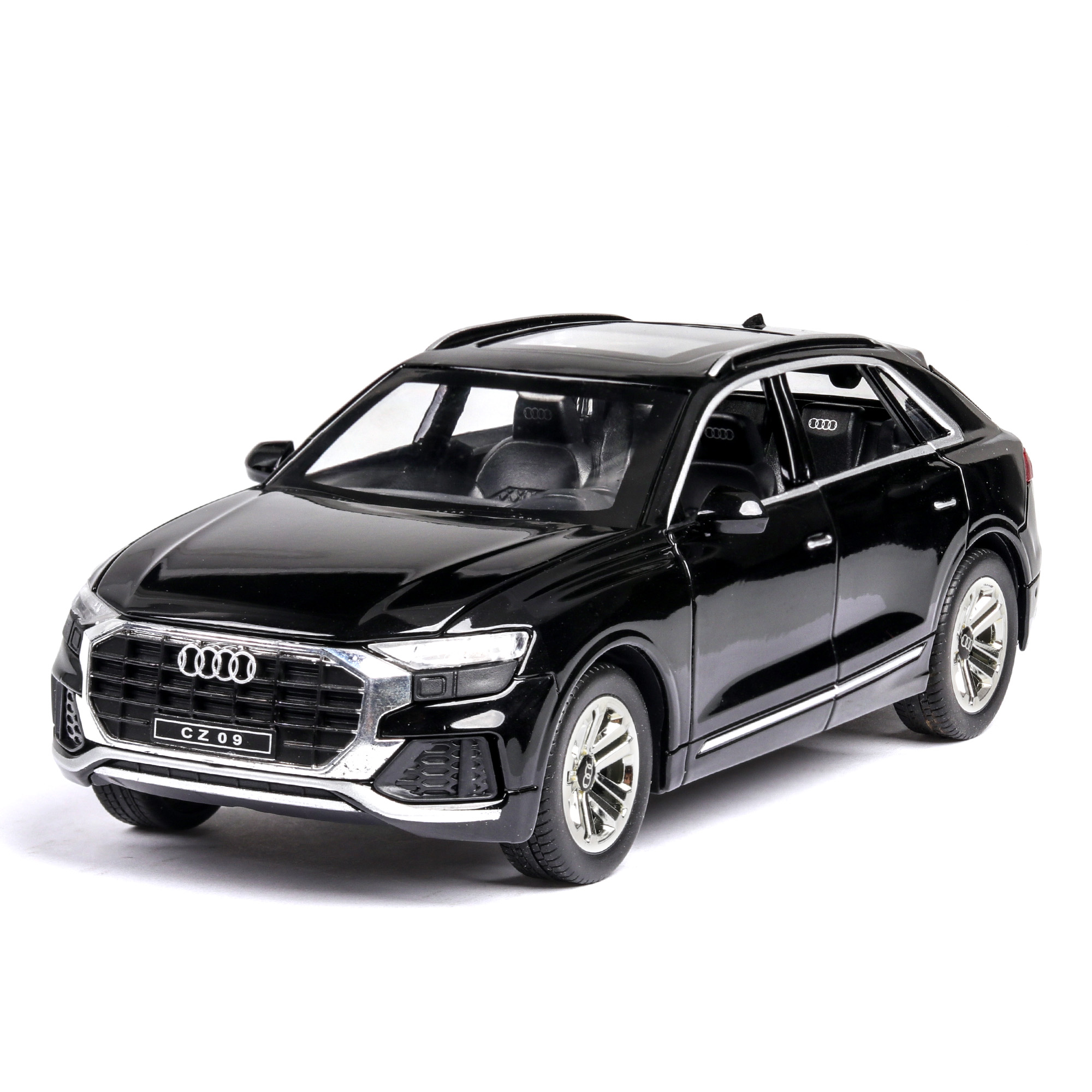 Audi Q8 with Sound and Lights Model Car 31