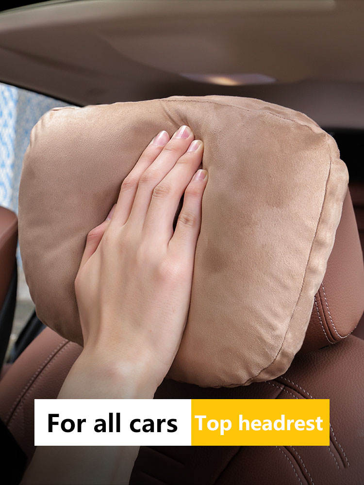 Neck-Rest-Cushion Car-Pillow Car-Headrest Adjustable Universal Soft Neck-Support-Seat/maybach-Design